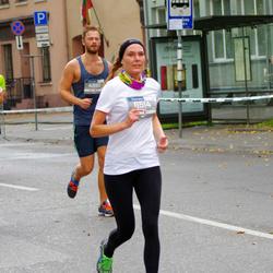 11th Danske Bank Vilnius Marathon - Vilius Kytra (4861), Dovile Bernyte (6514)
