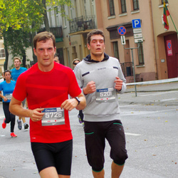 11th Danske Bank Vilnius Marathon - Andrej Lukaševic (5201), Vytautas Jankauskis (5726)