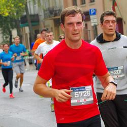 11th Danske Bank Vilnius Marathon - Vytautas Jankauskis (5726)
