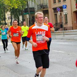 11th Danske Bank Vilnius Marathon - Aleksandr Pecul (5029), Audrius Cvilikas (5683)