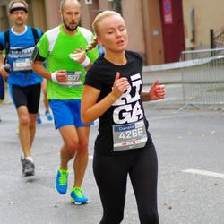 11th Danske Bank Vilnius Marathon - Eva Burlakova (4266)