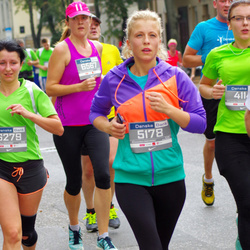 11th Danske Bank Vilnius Marathon - Laura Žukauskiene (5178)