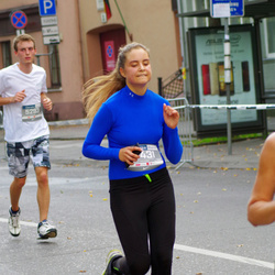 11th Danske Bank Vilnius Marathon - Marius Kasciuskevicius (5293), Aušrine Miliauskaite (5431)