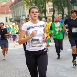 11th Danske Bank Vilnius Marathon - Živile Jablonskyte (4902)
