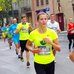 11th Danske Bank Vilnius Marathon - Marija Butkyte (4547)