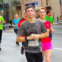 11th Danske Bank Vilnius Marathon - Aušra Dabulskiene (6609)