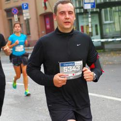 11th Danske Bank Vilnius Marathon - Benas Valancius (5343)