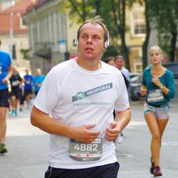 11th Danske Bank Vilnius Marathon - Vilmantas Matukas (4882)
