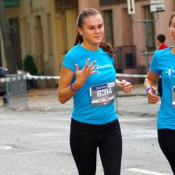 11th Danske Bank Vilnius Marathon - Santa Puncule (6314)