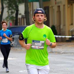 11th Danske Bank Vilnius Marathon - Bronius Skudutis (4118)