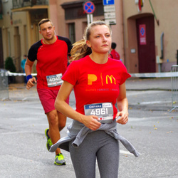 11th Danske Bank Vilnius Marathon - Julija Kosenko (4961)
