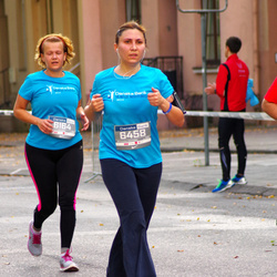 11th Danske Bank Vilnius Marathon - Liubov Bachvalova (6458)