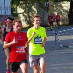 11th Danske Bank Vilnius Marathon - Dominykas Beleckas (495), Vidas Narbutavicius (3496)