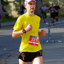 11th Danske Bank Vilnius Marathon - Gytis Šumskas (2270)