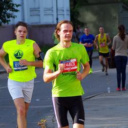 11th Danske Bank Vilnius Marathon - Deividas Maciejauskas (744), Mindaugas Sutkaitis (2463)