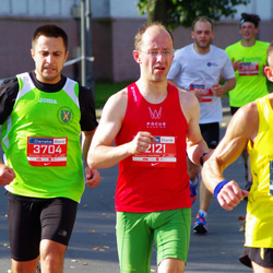11th Danske Bank Vilnius Marathon - Zydrunas Gaudiesius (2121)
