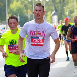 11th Danske Bank Vilnius Marathon - Mindaugas Roženas (2903)