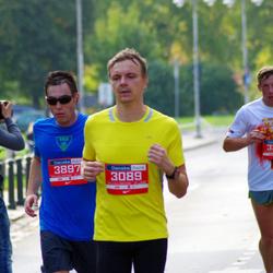 11th Danske Bank Vilnius Marathon - Tomas Jasinevicius (3089), Bohn Eric (3897)