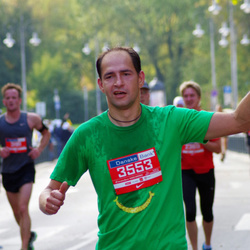 11th Danske Bank Vilnius Marathon - Vilius Poderys (3553)