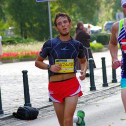 11th Danske Bank Vilnius Marathon - Tomas Jateiko (75243)