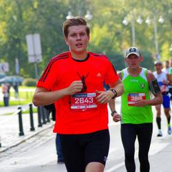 11th Danske Bank Vilnius Marathon - Liudas Markevicius (2643)