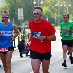 11th Danske Bank Vilnius Marathon - Andrius Cicenas (763), Paulius Anciukevicius (2982)
