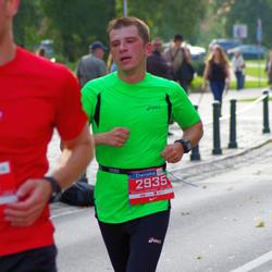 11th Danske Bank Vilnius Marathon - Sergey Bryakin (2935)