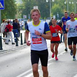 11th Danske Bank Vilnius Marathon - Valdas Daukša (3347)