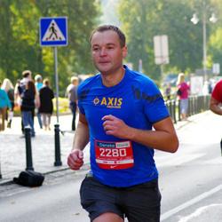 11th Danske Bank Vilnius Marathon - Egidijus Jasulaitis (2280)