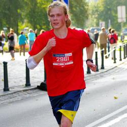 11th Danske Bank Vilnius Marathon - Lukas Andrius Jelisejevas (2961)