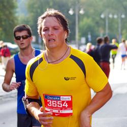 11th Danske Bank Vilnius Marathon - Vytautas Gudlevicius (3654)