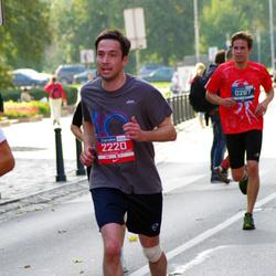 11th Danske Bank Vilnius Marathon - Matthew Green (2220)