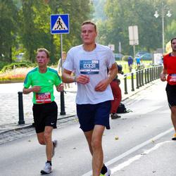 11th Danske Bank Vilnius Marathon - Romas Jonaitis (331), Edwin Tromp (2553)