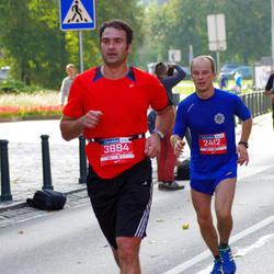 11th Danske Bank Vilnius Marathon - Andrej Markevic (2412), Andrius Murauskas (3694)