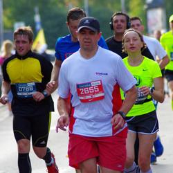 11th Danske Bank Vilnius Marathon - Marius Jonušas (2655)