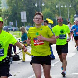11th Danske Bank Vilnius Marathon - Pranas Švedas (3537)