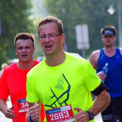11th Danske Bank Vilnius Marathon - Arnoldas Fokas (2683)