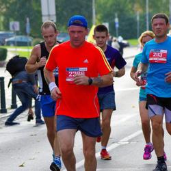 11th Danske Bank Vilnius Marathon - Žilvinas Formalis (2113), Darius Rakštelis (2286)