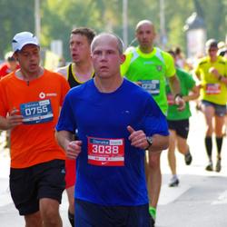 11th Danske Bank Vilnius Marathon - Giedrius Vanagas (755), Stephen Garrett (3038)