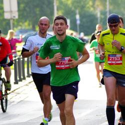 11th Danske Bank Vilnius Marathon - Mantas Lukoševicius (2753), Aismantas Gryte (7718)