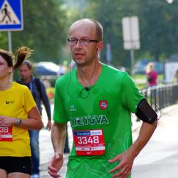 11th Danske Bank Vilnius Marathon - Tomas Gulbinas (3348)