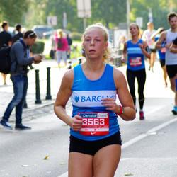 11th Danske Bank Vilnius Marathon - Ieva Šukyte (3563)