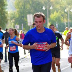 11th Danske Bank Vilnius Marathon - Valdemaras Statkus (2099)