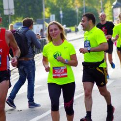 11th Danske Bank Vilnius Marathon - Ekaterina Bashkatova (2691)
