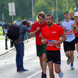11th Danske Bank Vilnius Marathon - Ernestas Jaudzemas (2777)