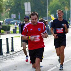 11th Danske Bank Vilnius Marathon - Mindaugas Juodviršis (2606), Deividas Rimkus (3318)
