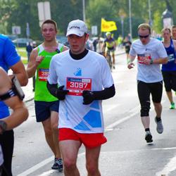 11th Danske Bank Vilnius Marathon - Audrius Burkauskas (3097)