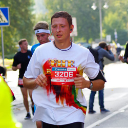11th Danske Bank Vilnius Marathon - Rimantas Gumbis (3206)