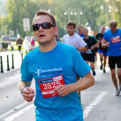 11th Danske Bank Vilnius Marathon - Jarkko Vuorikoski (3525)