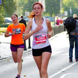 11th Danske Bank Vilnius Marathon - Santa Survilaite (3043)